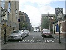 SE2627 : Wesley Street - Queen Street by Betty Longbottom