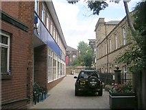 SE2627 : Little Lane - Queen Street by Betty Longbottom