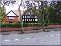 SO9596 : Bilston Conservative Club by Gordon Griffiths