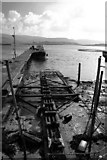 HU4039 : Scalloway Harbour by Terry Levinthal