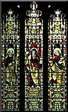 TL6706 : All Saints, Writtle, Essex - Window by John Salmon