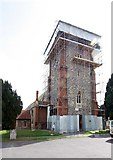 TL6706 : All Saints, Writtle, Essex - Tower by John Salmon
