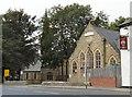 SD9400 : Hurst Community Centre by Gerald England