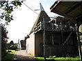 TQ7638 : Hazelden Farm Oast, Marden Road, Colliers Green, Kent by Oast House Archive