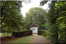 SO5212 : Naval Temple at the Kymin  near Monmouth by Roger Davies