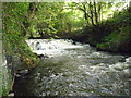H6810 : Knappagh Water – the rapids by D Gore