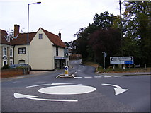 TL7205 : A414 Maldon Road, Great Baddow by Adrian Cable