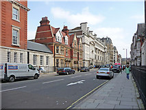 TQ2881 : Devonshire Street, London W1 by Christine Matthews