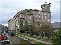 SJ9277 : Adelphi Mill, Bollington by Alan Murray-Rust