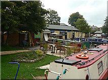 SJ9377 : Bollington wharf by Alan Murray-Rust