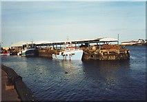 NZ3668 : Fish Quay, North Shields by nick macneill