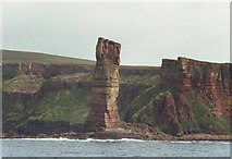 HY1700 : The wonderful Old Man of Hoy, Orkney by nick macneill