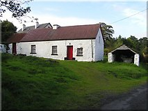 H0136 : Cottage, Brockagh Upper by Kenneth  Allen