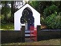 G9935 : Shrine, Gubnacurrafore by Kenneth  Allen