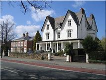 SJ3965 : Chester Youth Hostel 2008 by John S Turner