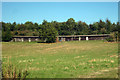 TR0458 : Hopper Huts near Boughton Court Farm by Oast House Archive