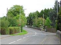 J2170 : Stoneyford Village (2/3) by Dean Molyneaux
