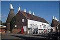TQ6747 : Bell 4 Oast House, Beltring Hop Farm, Beltring, Kent by Oast House Archive
