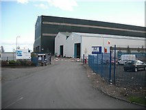 NT3699 : Fife Energy Park by Richard Webb