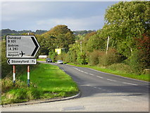 J2369 : Rock Road at Mullaghglass by Dean Molyneaux