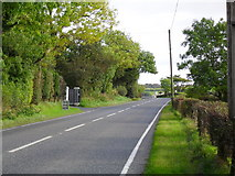 J2369 : Stoneyford Road at Hillview by Dean Molyneaux