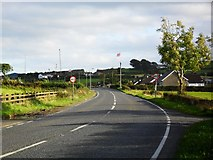 J2369 : Stoneyford Road at the White Mountain by Dean Molyneaux