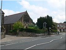 SJ3057 : Caergwrle Presbyterian Church by Eirian Evans