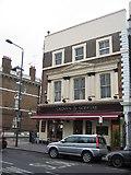 TQ2479 : Crown & Sceptre, Kensington by Sandy B