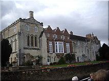 SE5947 : Bishopthorpe Palace by Stanley Howe