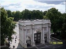 TQ2780 : Marble Arch by Brian Balfe