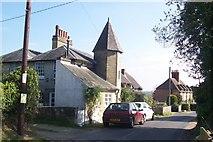 TQ7035 : Tower house in Kilndown by David Anstiss