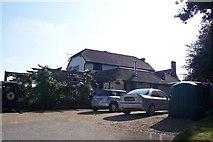 TQ7035 : The Globe and Rainbow Inn, Kilndown by David Anstiss