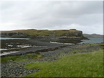 NG3136 : Ullinish Point seen from Oronsay by James Allan