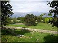 NZ1416 : Tennis court, Winston by Stanley Howe
