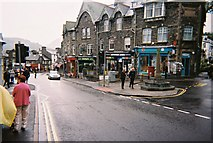 NY3704 : A rainy day in Ambleside (2) by Peter S