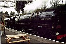 SD8010 : 71000 Duke of Gloucester by Ashley Dace