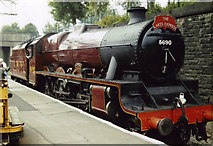 SD8010 : LMS 5690 Leander at Bury Bolton Street by Ashley Dace