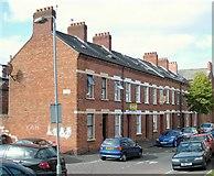 J3472 : Cadogan Street, Belfast by Rossographer