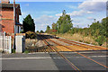 TA0246 : Railway line to Driffield by Peter Church