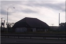 TR0862 : Closed Restaurant on A299 Thanet Way by David Anstiss