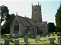 SO9701 : St Matthew's Church, Coates by Brian Robert Marshall