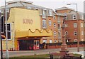 TM2521 : The excellent art deco cinema at Walton in the Naze, Essex by nick macneill