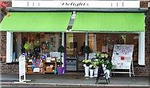 SK6443 : Delights delicatessen etc by johnfromnotts