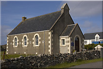 NB1536 : Breacleit Church, Great Bernera by Tom Richardson