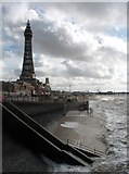 SD3036 : Blackpool Tower by Gerald Massey