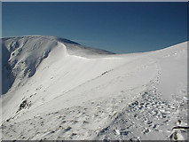 NY3416 : Red Screes, Keppel Cove by P Leedell