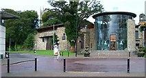 J4844 : St Patrick Centre, Downpatrick by Eric Jones