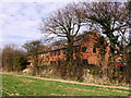 SO8059 : Elgar Business Centre, Hallow. by Mike Dodman