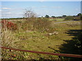 TM3691 : The site of Ellingham Signal Box by Ashley Dace