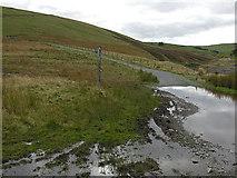SN8693 : Bridleway onto Llechwedd Du by Nigel Brown